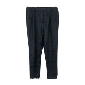 GAP Navy Cropped Trousers
